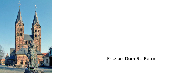 Dom zu Fritzlar